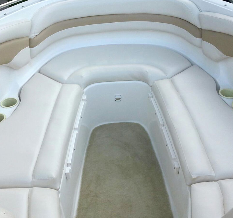 Boat Upholstery Cleaning Sanjose CA